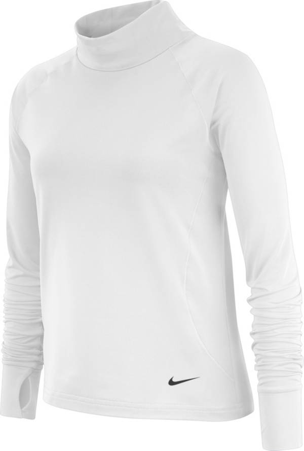 Nike Girls' Pro Warm Long Sleeve Shirt product image