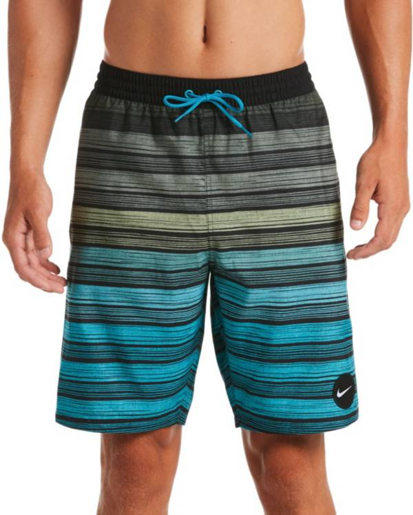 Nike Men's 6:1 Stripe Breaker Volley Swim Trunks (Regular and Big & Tall) product image