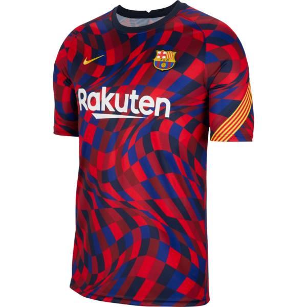 Nike Men's FC Barcelona Prematch Jersey product image