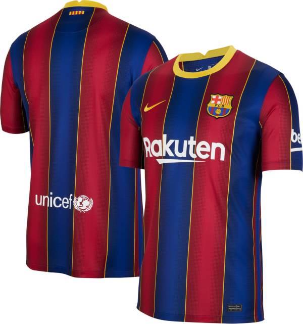 Nike Men's FC Barcelona '20 Breathe Stadium Home Replica Jersey product image