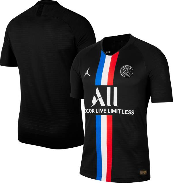Jordan Men S Paris Saint Germain 19 20 Vapor Authentic Match Fourth Jersey Dick S Sporting Goods