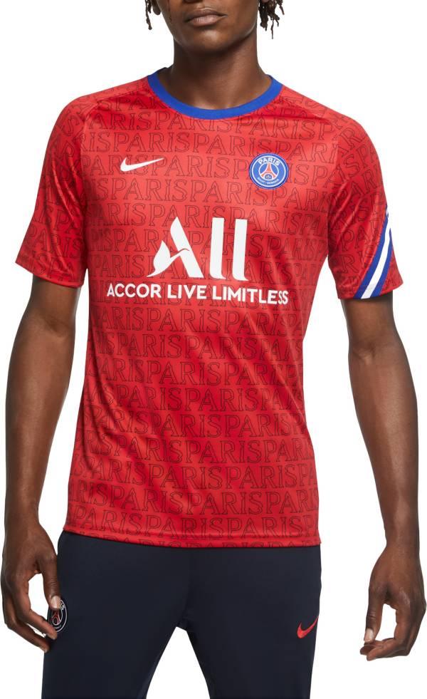 Nike Men's Paris Saint-Germain Prematch Jersey product image