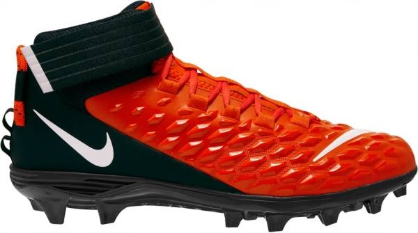 Nike Men's Force Savage Pro 2 Mid Football Cleats product image
