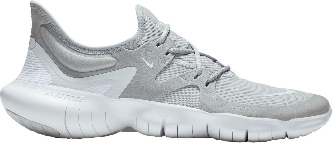 Nike Free 5.0 men's running shoes (blackwhite)