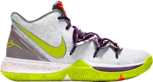 ddb40b04f432 Kyrie 5 Mamba Mentality Basketball Shoes
