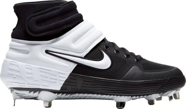 Nike Men's Alpha Huarache Elite 2 Mid Metal Baseball Cleats product image