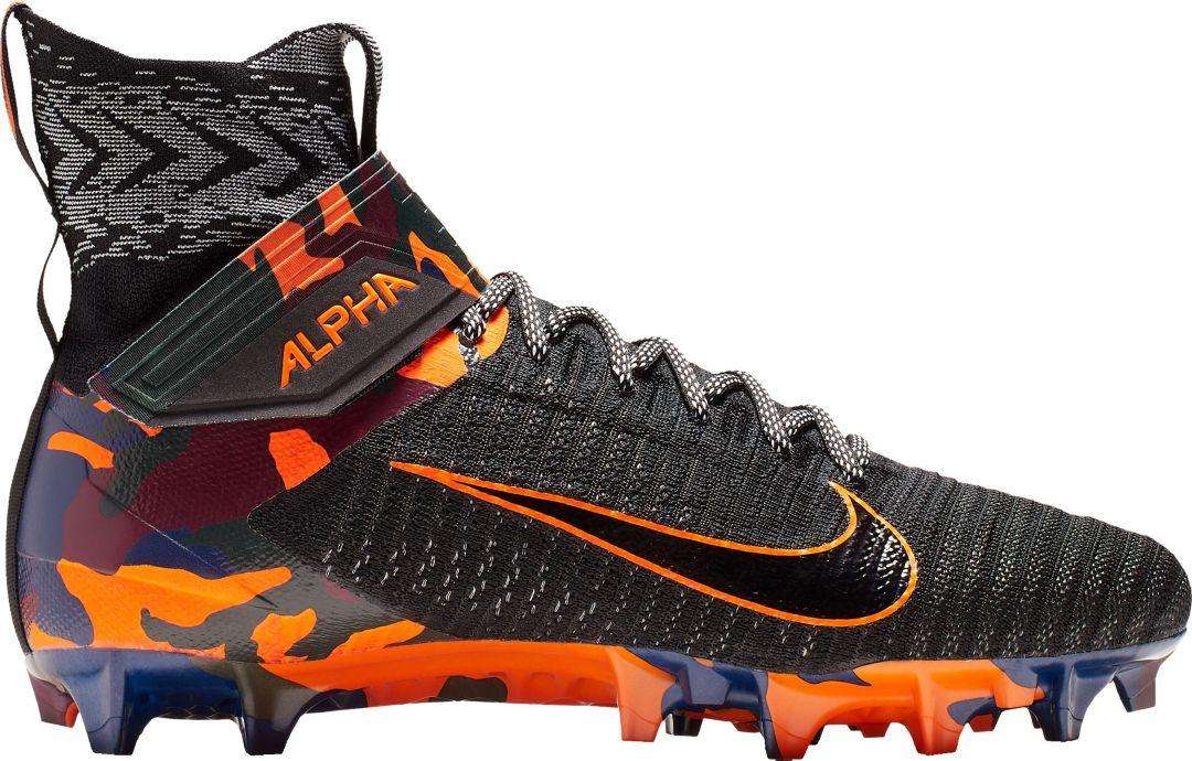 18648cac9 Nike Men's Alpha Menace Elite 2 Football Cleats   DICK'S Sporting Goods