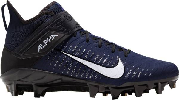 Nike Men's Alpha Menace Pro 2 Mid Football Cleats product image