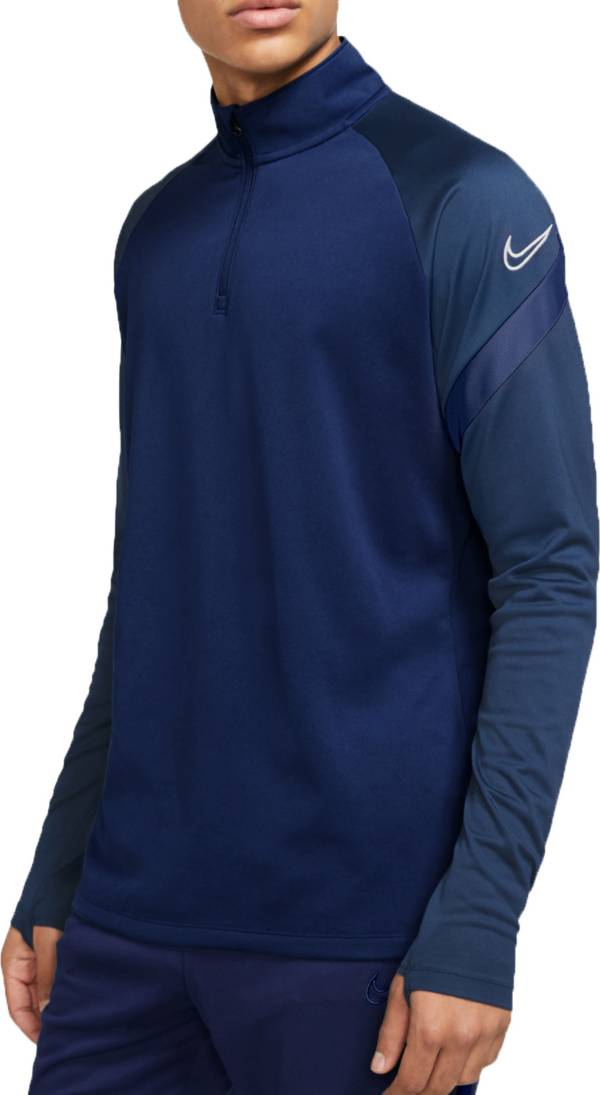 Nike Men's Dri-FIT Academy Pro Soccer ¼ Zip Long Sleeve Shirt product image
