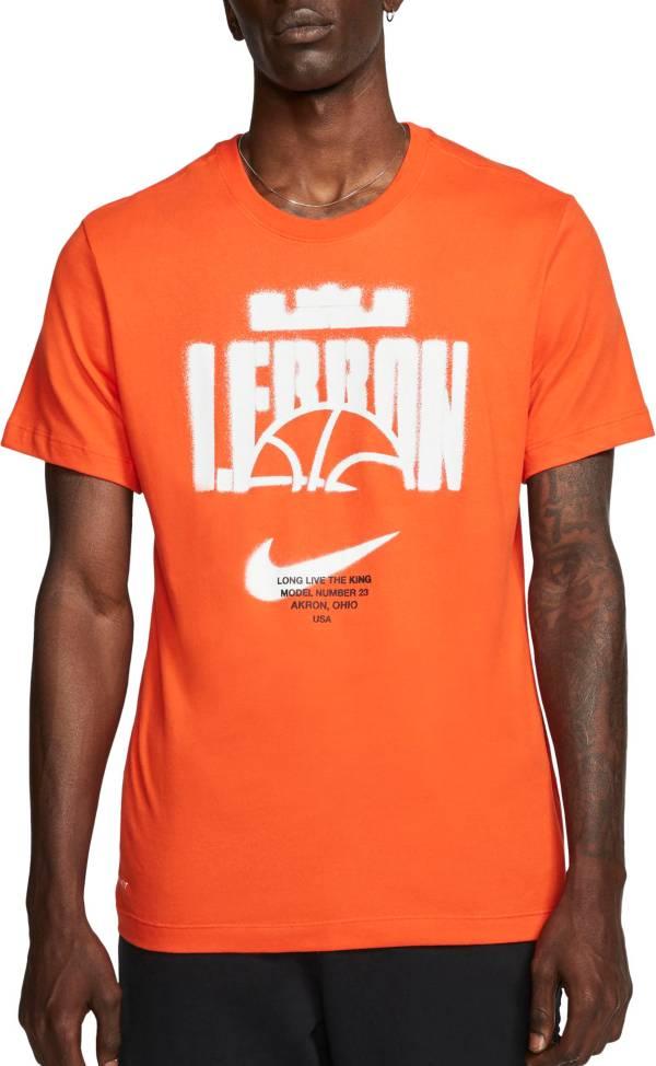 Nike Men's Dri-FIT LeBron Basketball T-Shirt product image