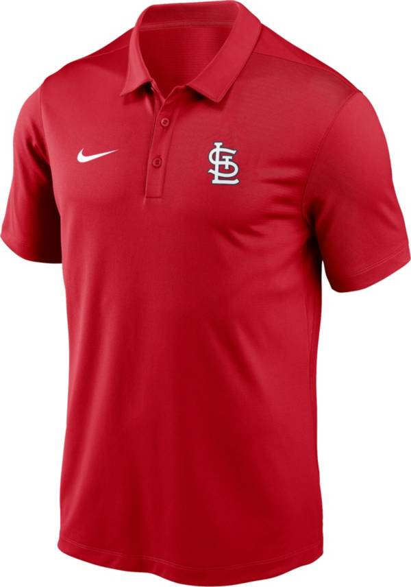 Nike Men's St. Louis Cardinals Red Franchise Polo product image