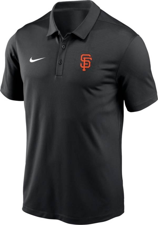 Nike Men's San Francisco Giants Black Franchise Polo product image