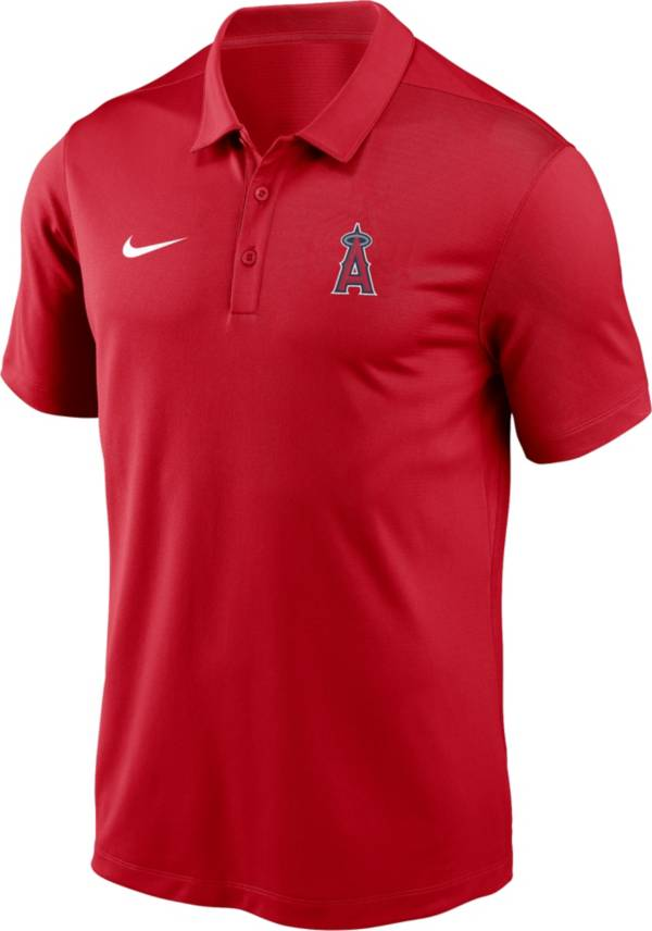 Nike Men's Los Angeles Angels Red Franchise Polo product image