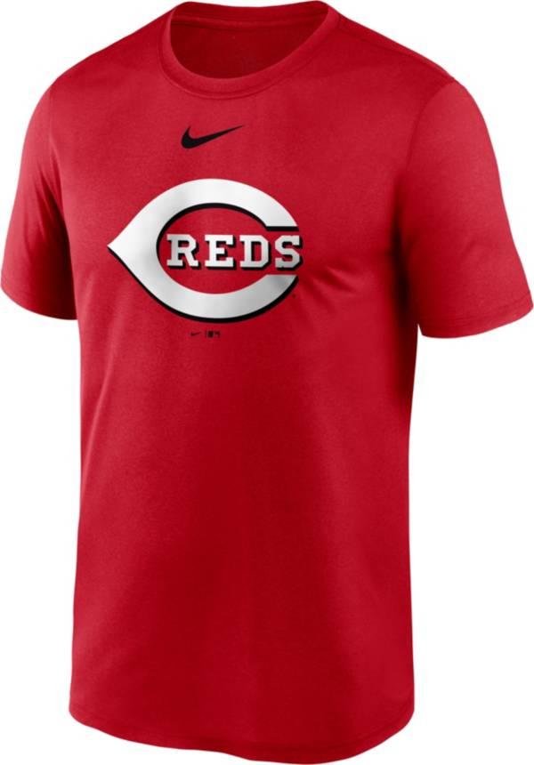 Nike Men's Cincinnati Reds Red Large Logo Legend Dri-FIT T-Shirt product image
