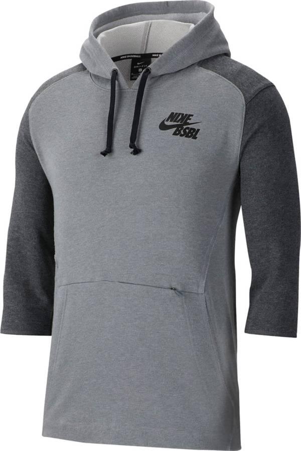 Nike Men's 3/4 Sleeve Pullover Baseball Hoodie product image