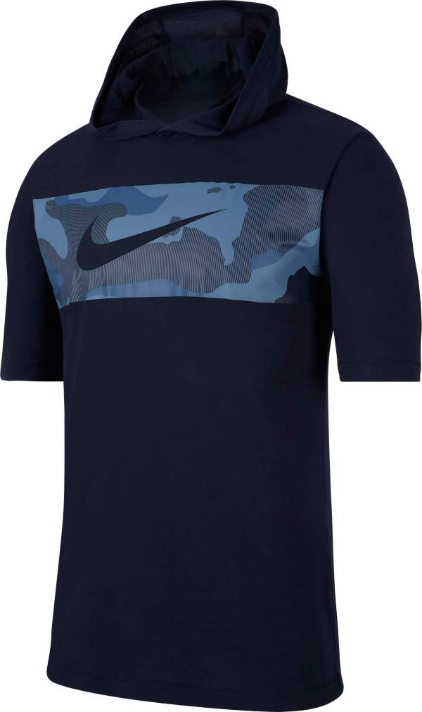 Nike Men's Short Sleeve Training Hoodie product image