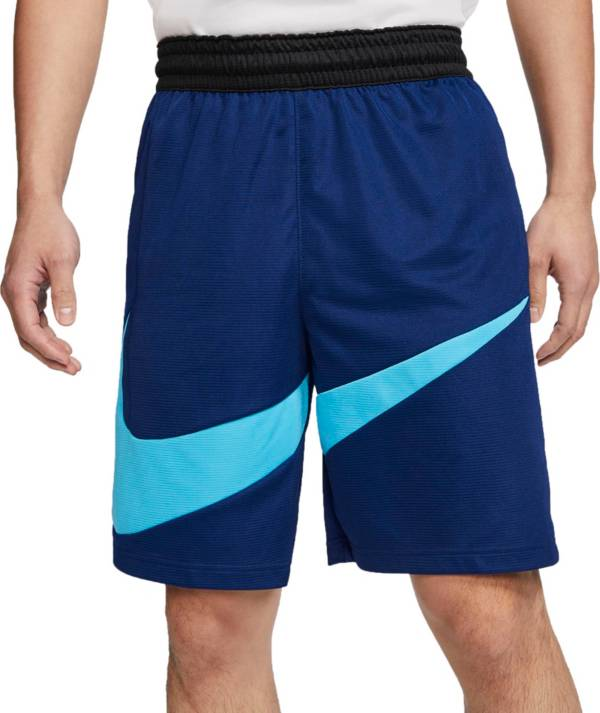 Nike Men's Dri-FIT HBR Basketball Shorts product image