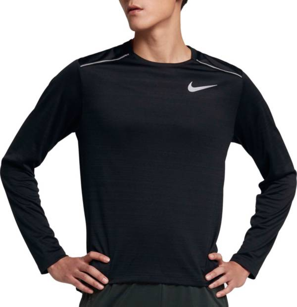 Nike Men's Dri-FIT Miler Running Long Sleeve Shirt product image