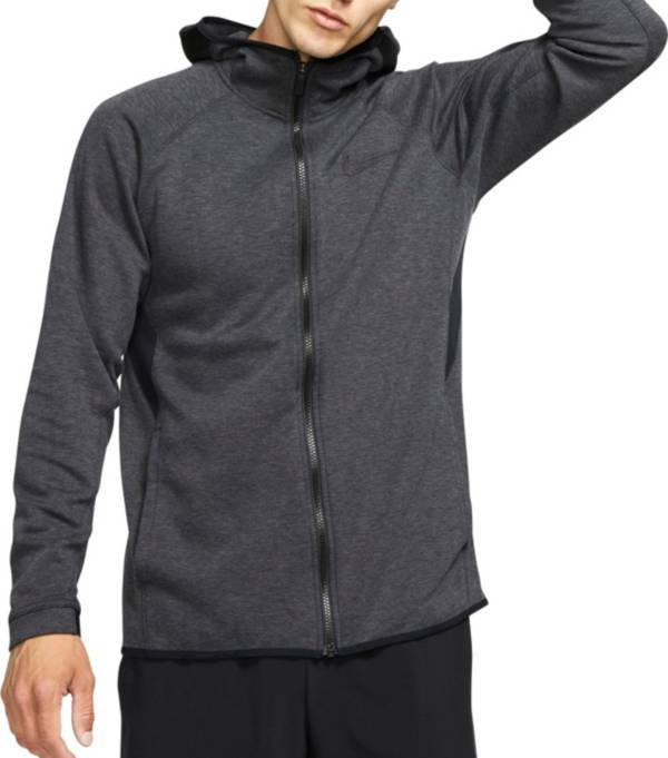 Nike Men's Dri-FIT Showtime Basketball Full Zip Hoodie product image
