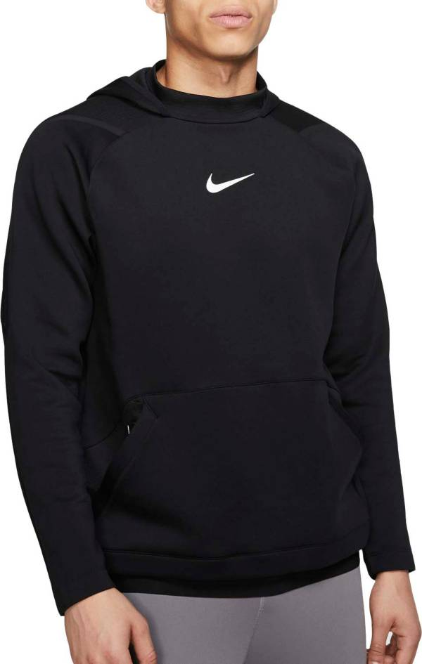 Nike Men's Pro Pullover Hoodie (Regular and Big & Tall) product image