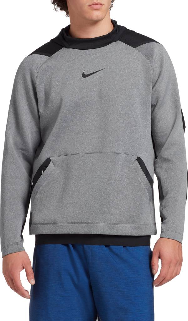 Nike Men's Pro Pullover Hoodie product image
