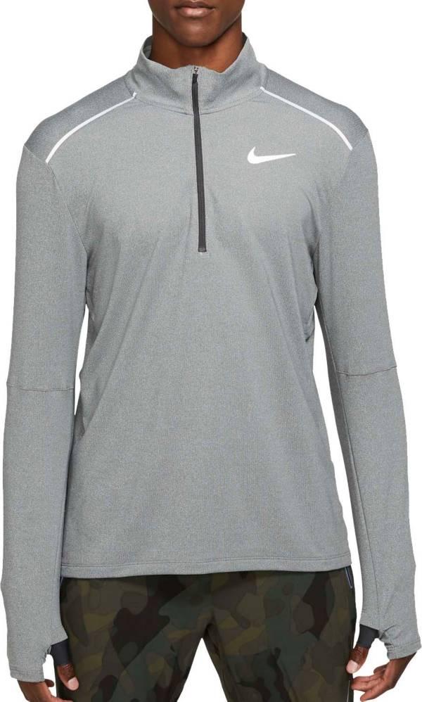 Nike Men's Element ½ Zip Mock Neck Running Long Sleeve Shirt 3.0 product image