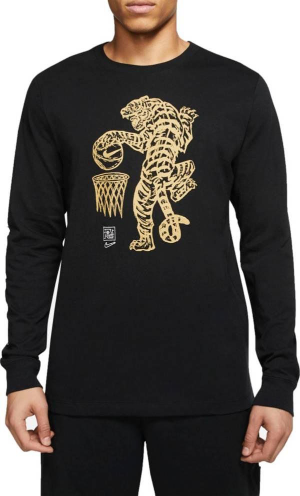 Nike Men's Basketball Long Sleeve Shirt product image
