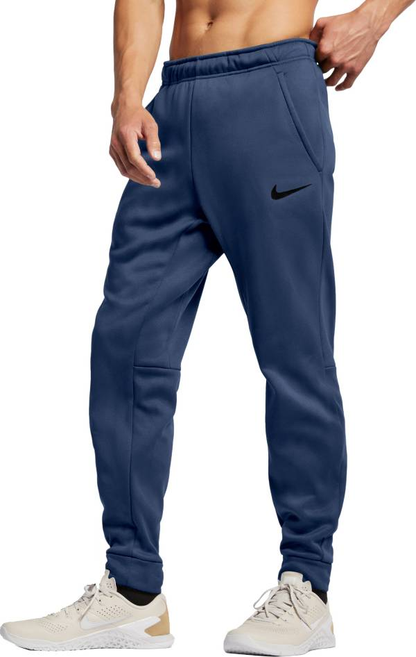 protestante Egoísmo Énfasis  Nike Men's Therma Tapered Pants | DICK'S Sporting Goods