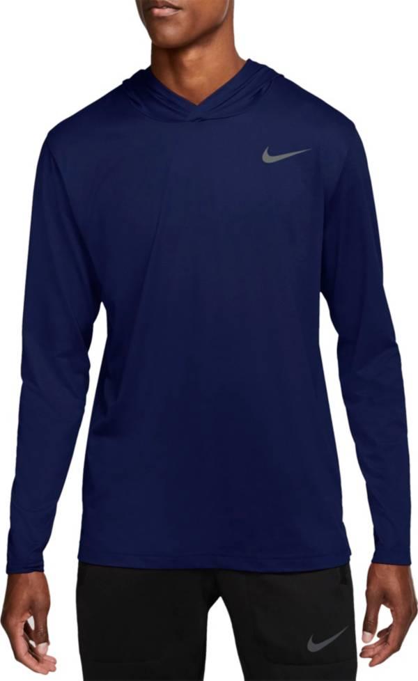 Nike Men's Hyper Dry Hooded Long Sleeve Shirt product image