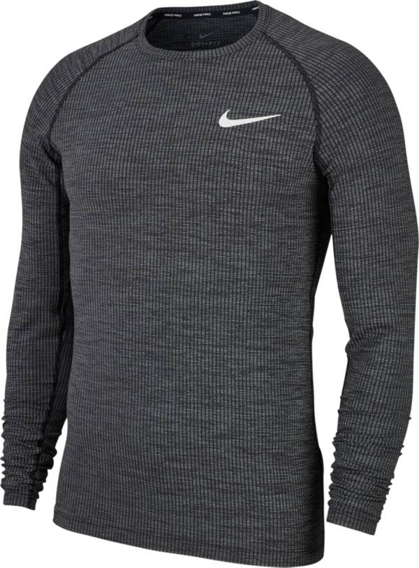 Nike Men's Pro Fitted Long Sleeve Shirt product image