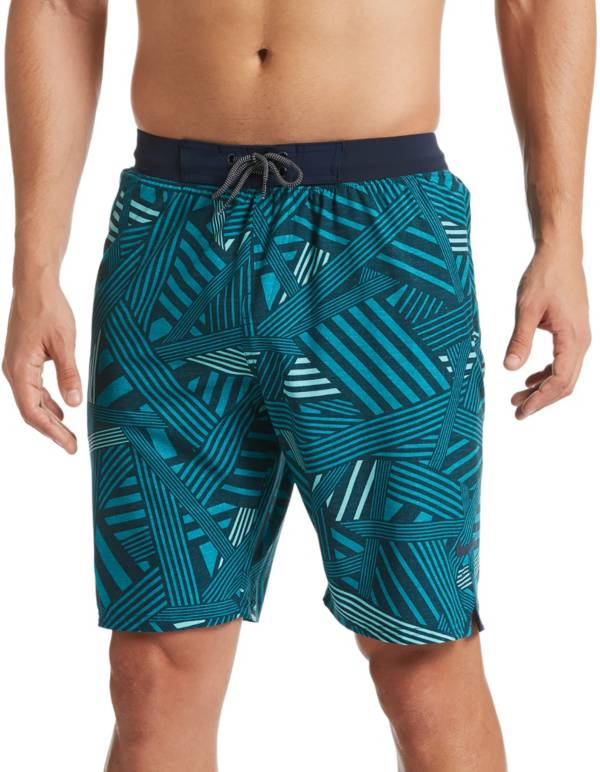Nike Men's 6:1 Dazzle Vital Volley Swim Trunks product image
