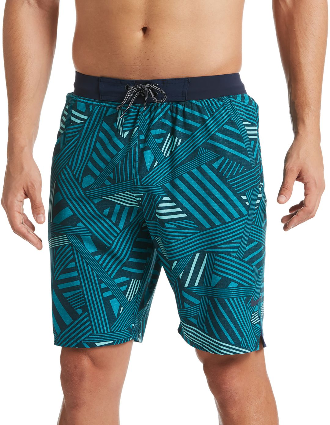 80d2f87024 Nike Men's 6:1 Dazzle Vital Volley Swim Trunks | DICK'S Sporting Goods