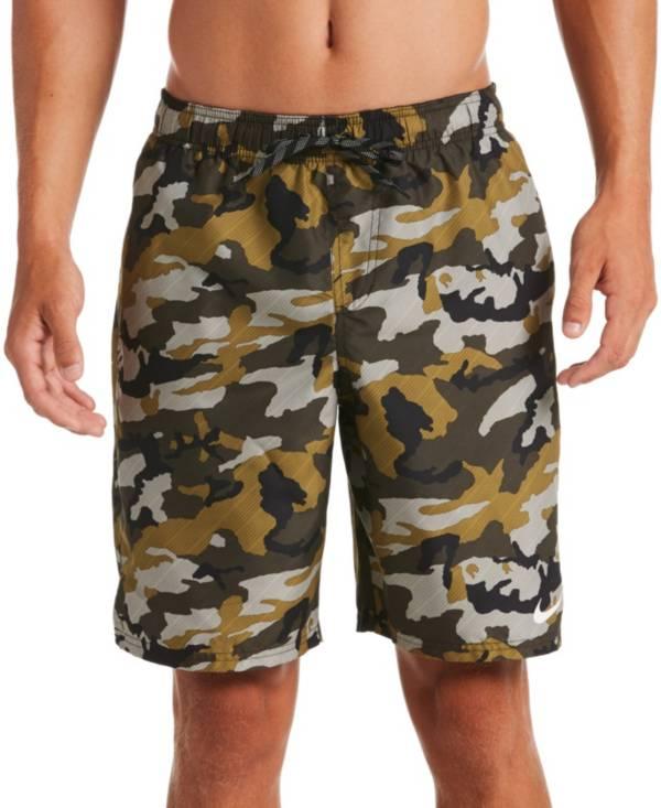 Nike Men's Camo Volley Swim Trunks product image