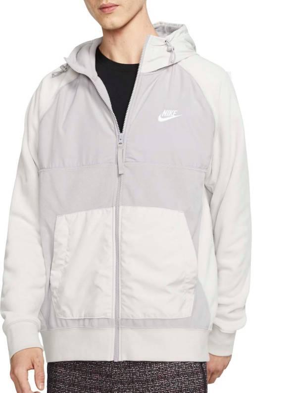Nike Men's Sportswear Full-Zip Fleece Hoodie product image