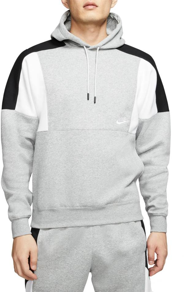 Nike Men's Sportswear Colorblocked Pullover Hoodie product image