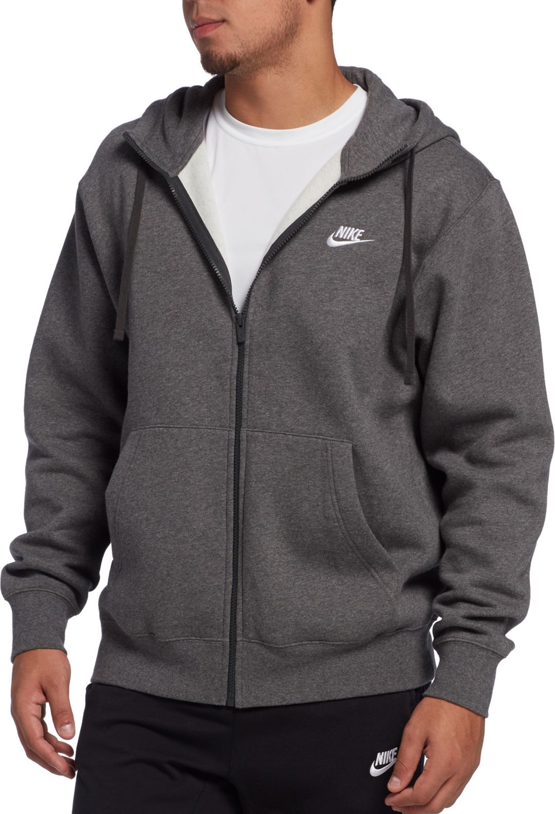 complete in specifications brand new authentic Nike Men's Sportswear Club Fleece Hoodie