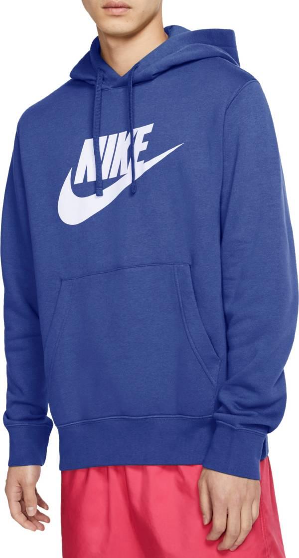 Nike Men's Futura Club Fleece Hoodie product image