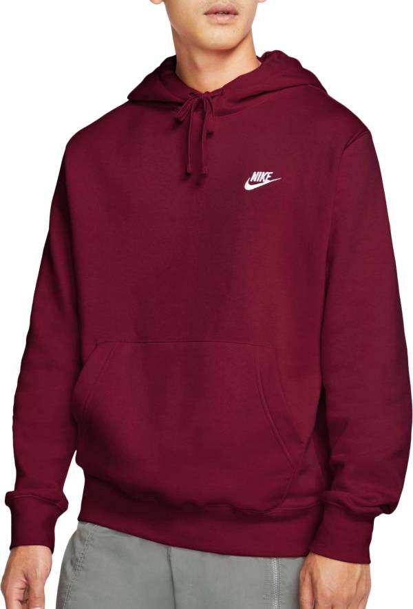 Nike Men's Sportswear Club Fleece Hoodie (Regular and Big & Tall) product image