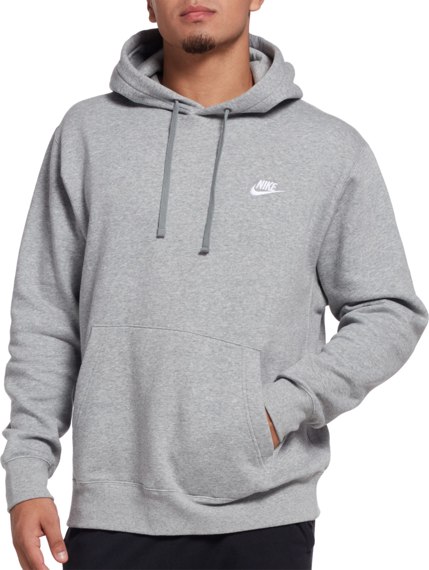 Nike Men's Sportswear Club Fleece Hoodie 1