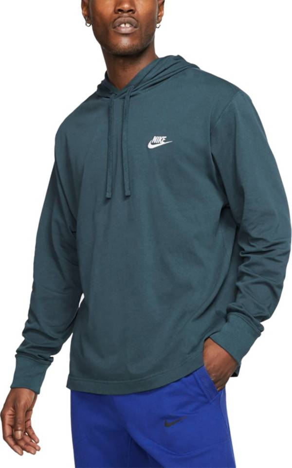 Nike Men's Sportswear Club Jersey Pullover Hoodie (Regular and Big & Tall) product image