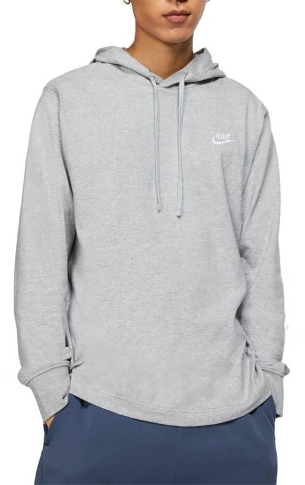 Nike Men's Sportswear Club Jersey Pullover Hoodie product image