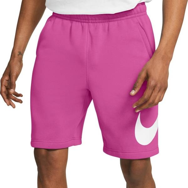 Nike Men's Club Fleece Graphic Shorts (Regular and Big & Tall) product image
