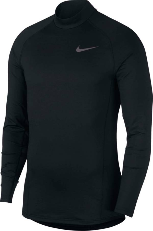 Nike Men's Therma Long Sleeve Shirt (Regular and Big & Tall) product image