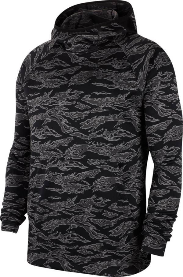 Nike Men's Allover Camo Print Spotlight Basketball Hoodie product image