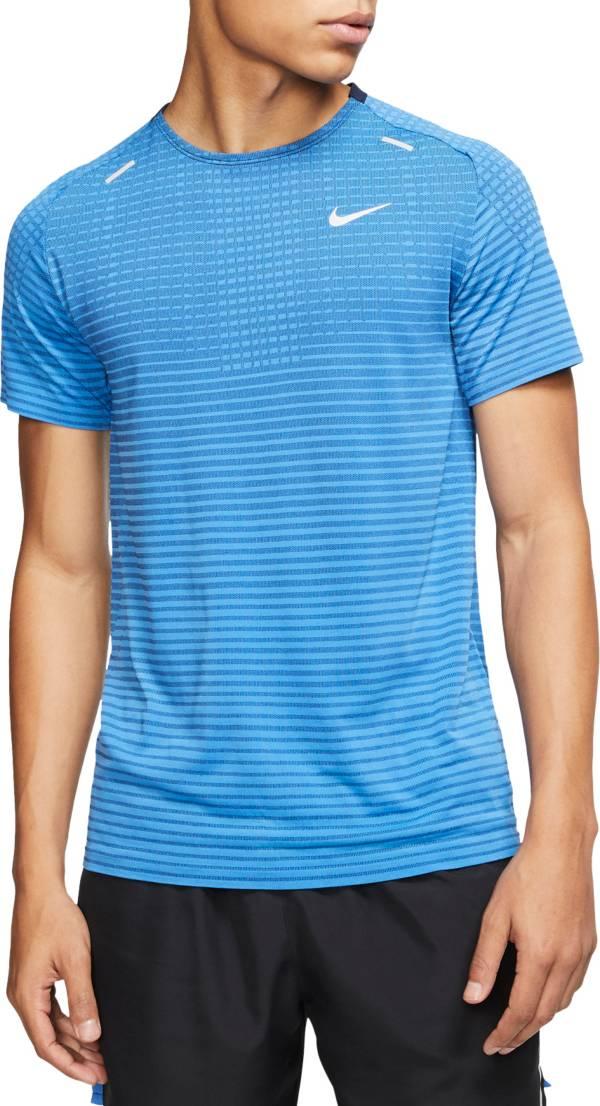 Nike Men's TechKnit Short Sleeve Running T-Shirt product image