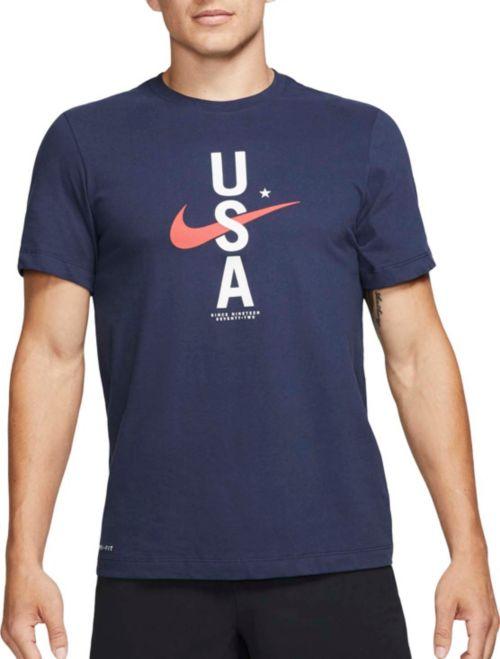 free shipping d39e3 206fa Nike Men s RWB Training T-Shirt. noImageFound. Previous. 1. 2. 3