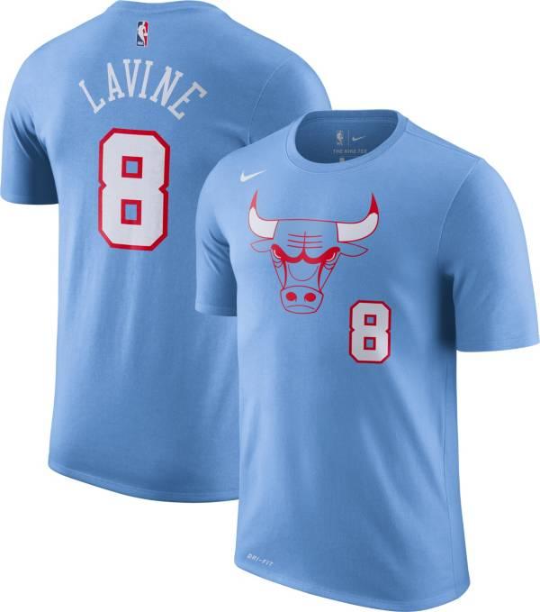 Nike Men's Chicago Bulls Zach LaVine Dri-FIT City Edition T-Shirt product image