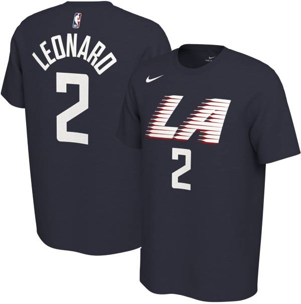 Nike Men's Los Angeles Clippers Kawhi Leonard Dri-FIT City Edition T-Shirt product image