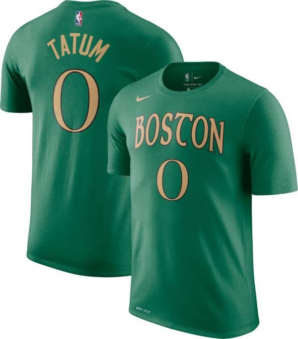 Nike Men's Boston Celtics Jayson Tatum Dri-FIT City Edition T-Shirt product image