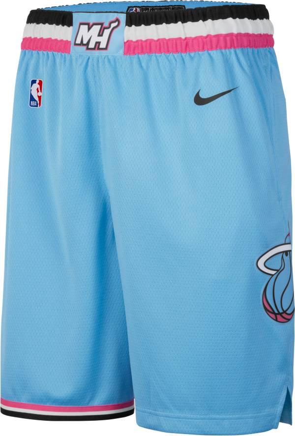 salvar Negociar Motivar  Nike Men's Miami Heat Dri-FIT City Edition Swingman Shorts | DICK'S  Sporting Goods